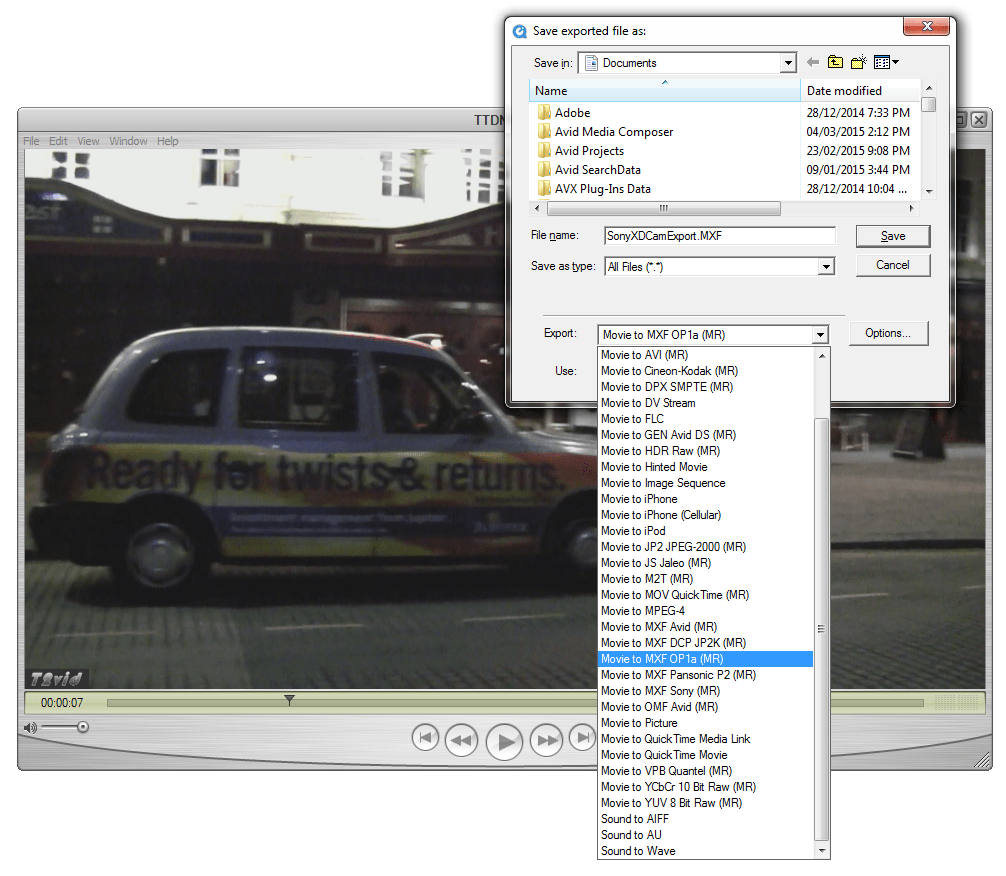 MediaReactor For QuickTime